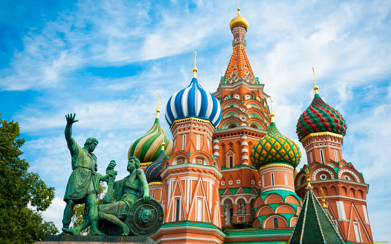 Обои храм василия блаженного, россия, moscow, мск. Города foto 18